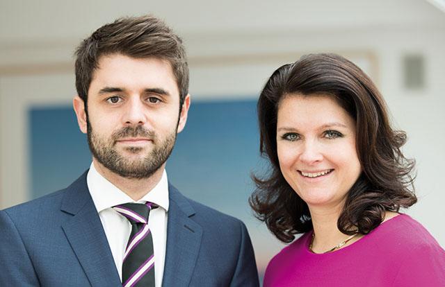 Martin Melzer und Katharina Müller