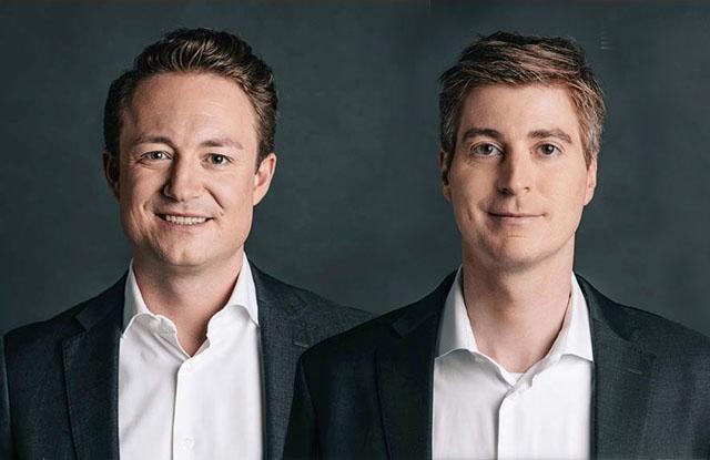 Sebastian Feuchtmüller und Karlheinz Moick