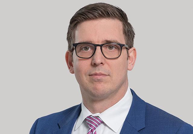 Valentin Neuser ist Rechtsanwalt und Mediator, Managing Partner, Head of German Desk bei LANSKY, GANZGER + Partner