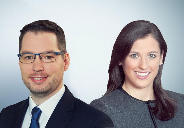 Matthias Hofer und Tatjana Krutzler