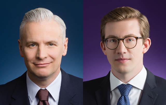 Christian Mikosch und Clemens Pretscher