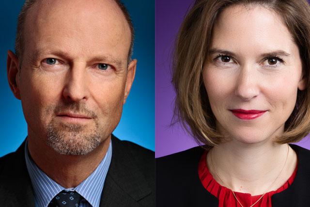 Peter Oberlechner und Birgit Kraml