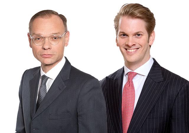 Albert Birkner und Martin Eichinger