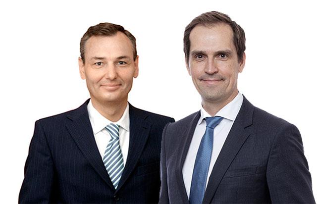Christian Herbst und Sascha Schulz
