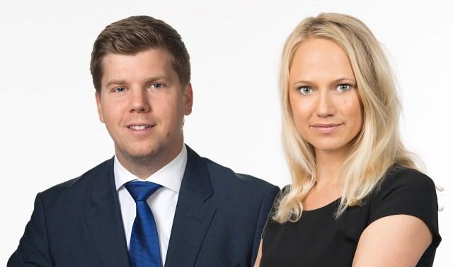 Johannes Bammer und Angelika Pallwein-Prettner, beide Experten für Arbeitsrecht bei Binder Grösswang