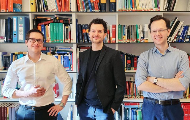 Praxisgruppe 360EE: Laimgruber, Kitzmüller und Hartlieb