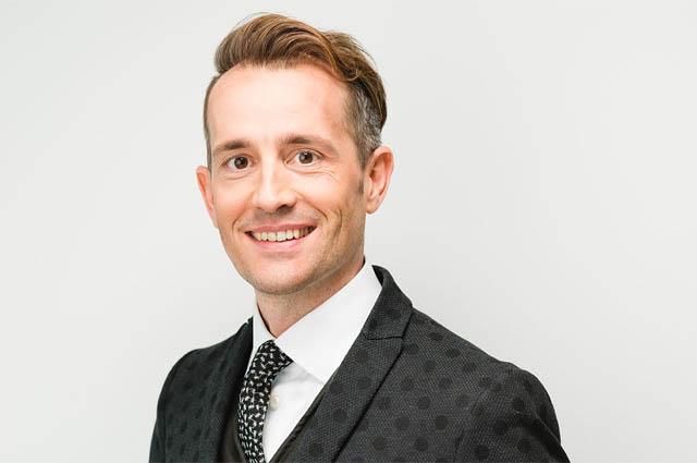 Axel Anderl, Leiter der IT/IP, Datenschutz sowie der Digital Industries Group