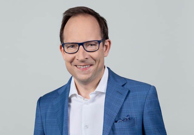 Stephan Größ - EY Law Österreich.