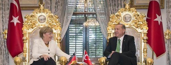 Bildergebnis für erdogan merkel