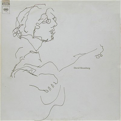 Illustrated David Bromberg discography