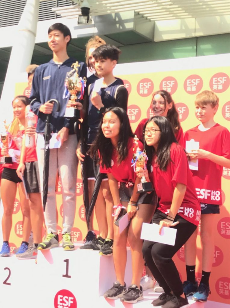 West Island School – ESF An incredible day for WIS at ESF HK Run 2019! - West Island School - ESF