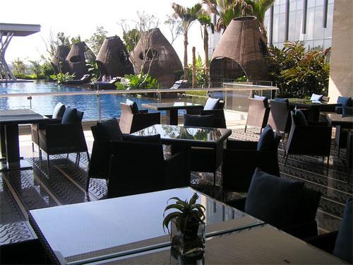 outdoor furniture hotel in bandung indonesia furniture manufacturer