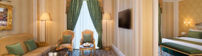 Royal Rose Luxury Hotel Furniture Project Abu Dhabi 4