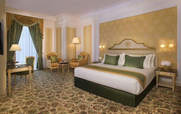 Royal Rose Luxury Hotel Furniture Project Abu Dhabi 7