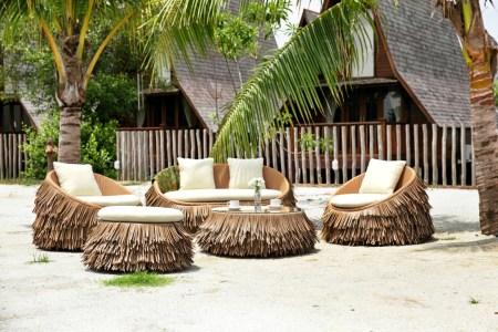 Pataya Outdoor Living Set
