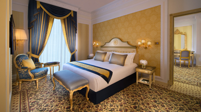 King Bed Set Furniture For Hotels Project