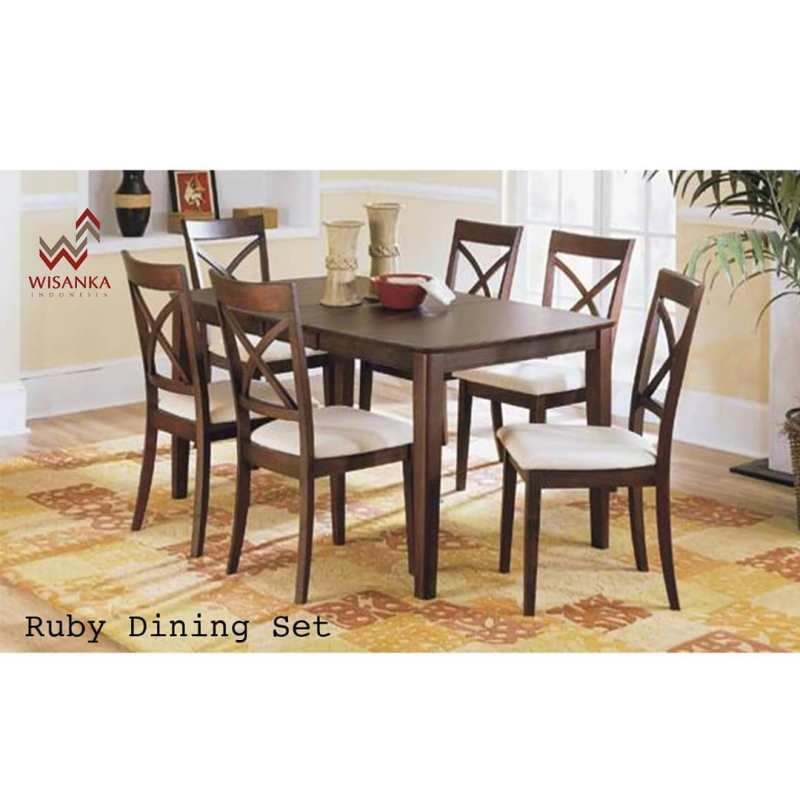 Ruby dining set, the best one of Wisanka furniture collections. .  send your inq...