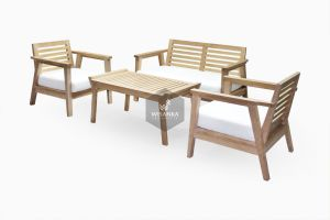 Willys Wooden Outdoor Living Set