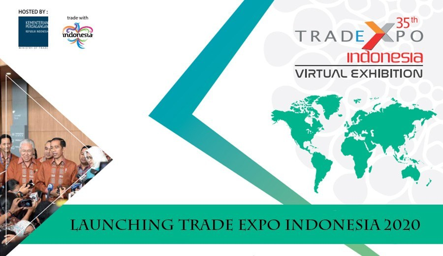 Trade Expo Indonesia 2020 Virtual Exebitions