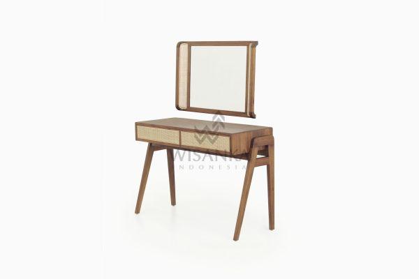 Oksana Console Table And Oksana Mirror
