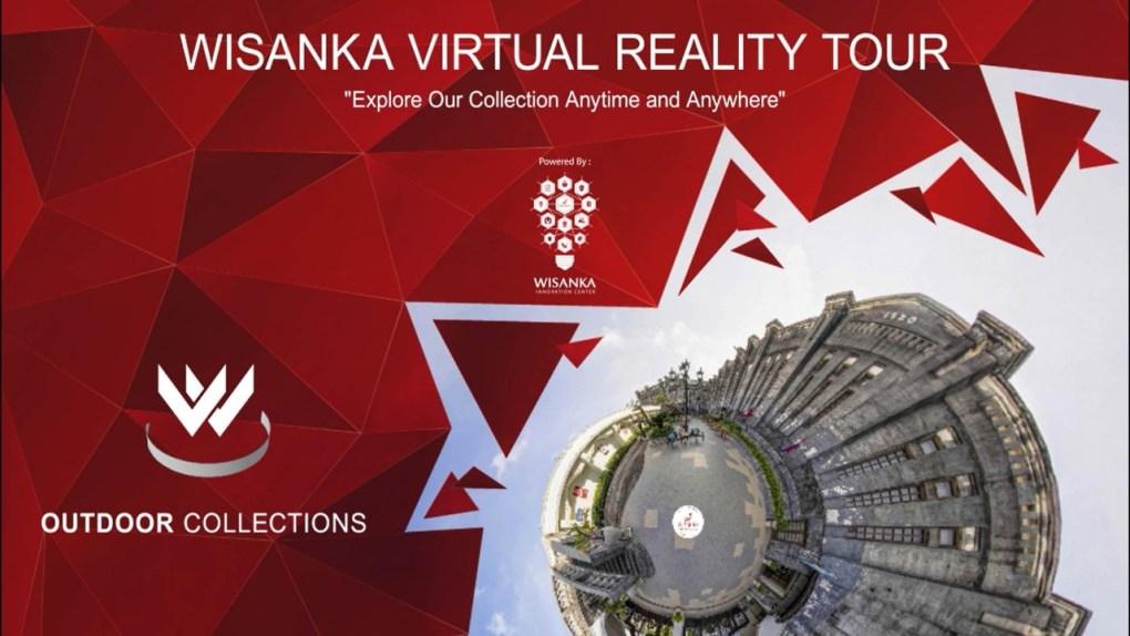 Outdoor Virtual Reality Showroom
