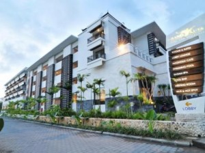 Grand Kuta Hotel dan Residence