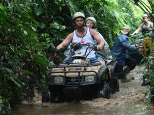 Paddy Bali Adventure ATV Riding
