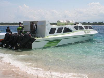 Eka Jaya Fastboat