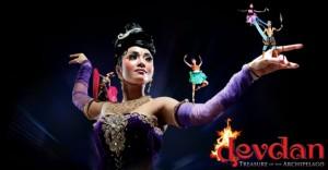 Devdan Show di Bali Nusa Dua Theatre Bali