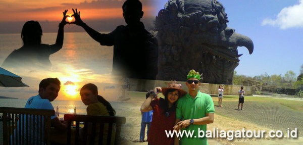 Paket Bulan Madu Bali 2 Hari 1 Malam Special Honeymoon