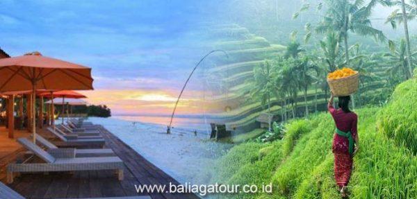Pake Wisata Bali Gili 3 Hari 2 Malam Paradise Island