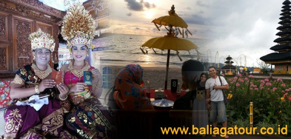 Paket Bulan Madu Bali 3 Hari 2 Malam Jegeg Bagus
