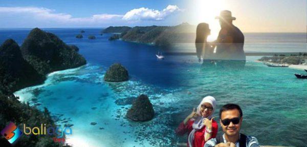 Paket Bulan Madu Bali Lombok 5 Hari 4 Malam Romantic Honeymoon