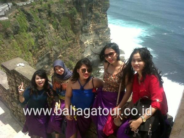liburan lebaran bersama keluarga