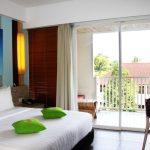 Bliss Surfer Hotel Legian Bali 1