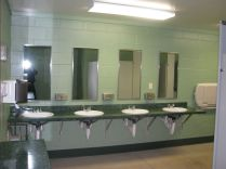 Ameneties bathroom