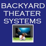 Backyard theatre systems Logo