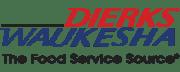 Dierks Waukesha Food Service Logo