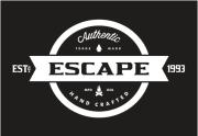 ESCAPE Logo Black