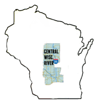 Region Map_Central Wisconsin River