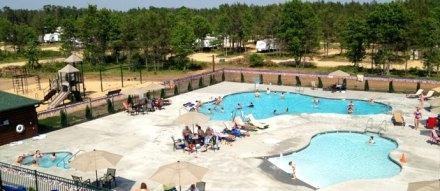 Summer Hideaway RV Campground Resort1