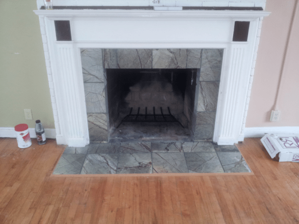 Fireplace Rebuilding And Restoration