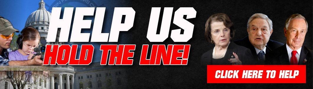30 Days Left - Help Us Hold The Line!