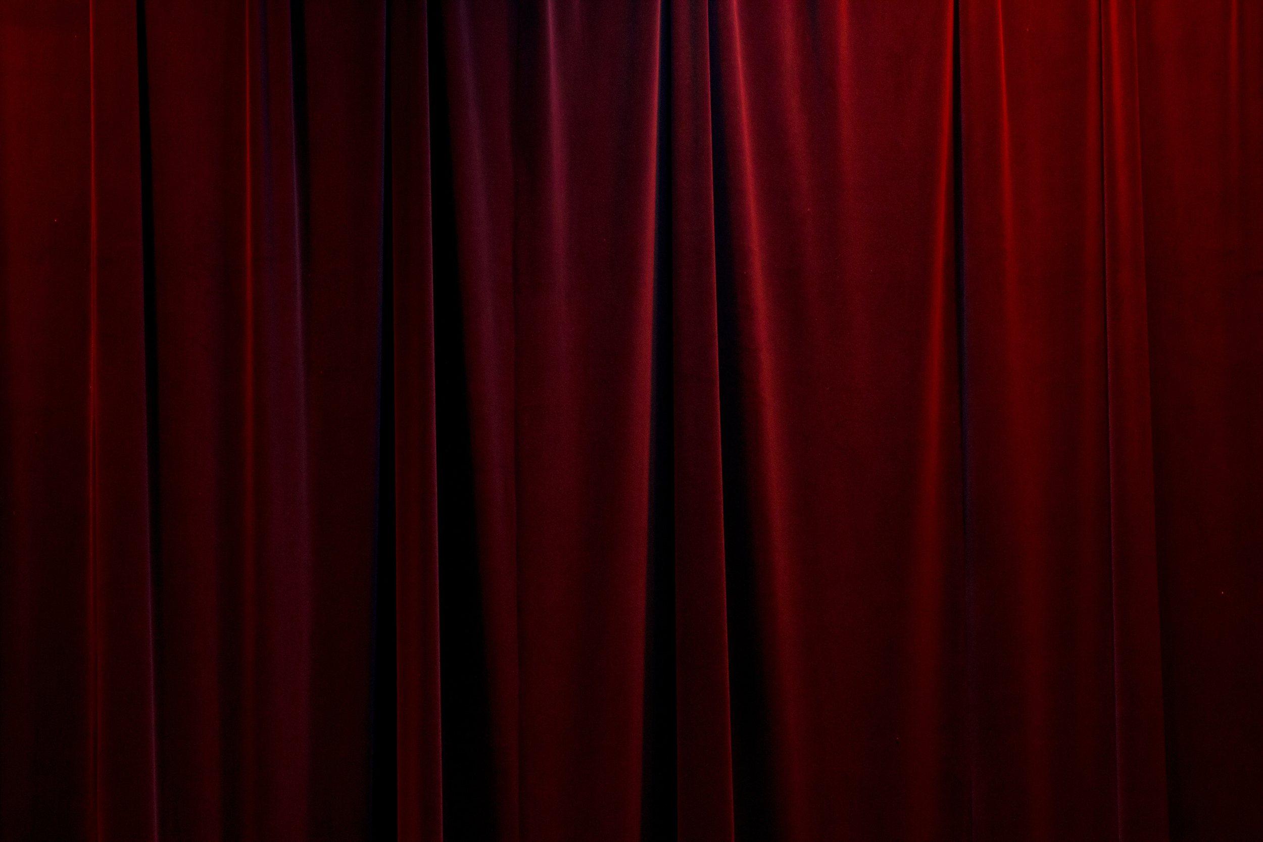Wisconsin Innovation Awards Red Velvet Curtain