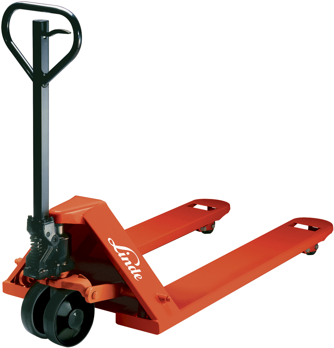 hight resolution of maunual hand pallet truck linde