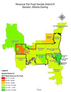 Wisconsin State map-secondary boundaries-9