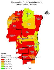 Wisconsin State map-secondary boundaries-10