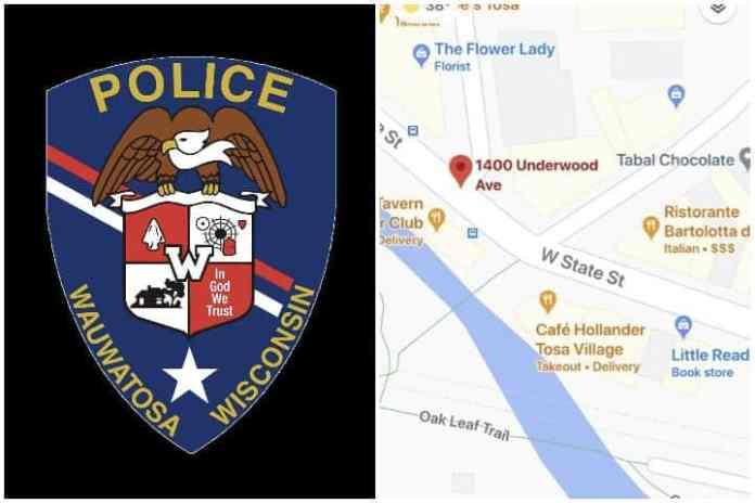 wauwatosa police shooting