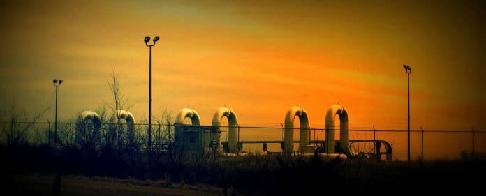 Keystone XL Pipeline shutdown