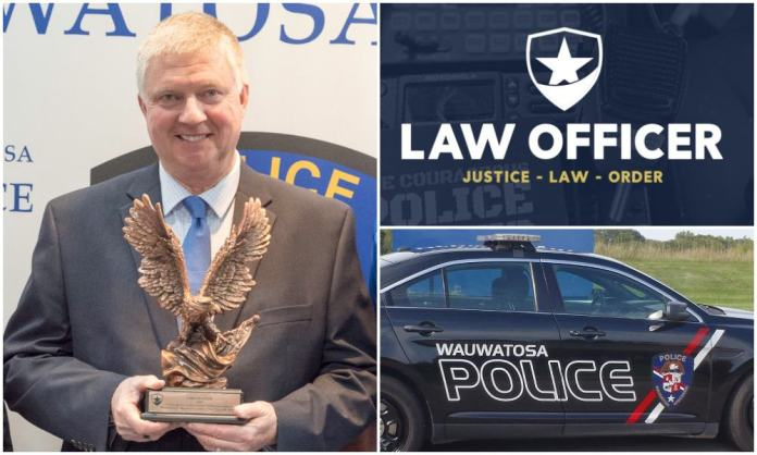 Wauwatosa Police Chief Barry Weber Named National 'Courageous Police Leader of the Year'
